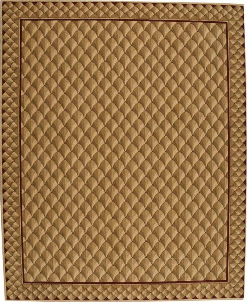 Hard To Find Sizes Vallencierre Va73 Camel Rectangle Rug 8' X 10'