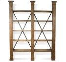 Northcote Bookcase Heathered Oak finish Product Image