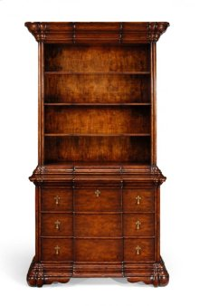 Dutch Style Large Bookcase for Drawers