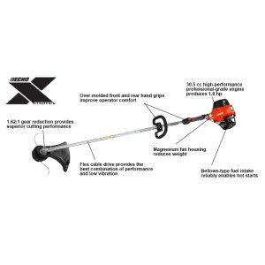 X-Series Powerful 30.5 cc String Trimmer