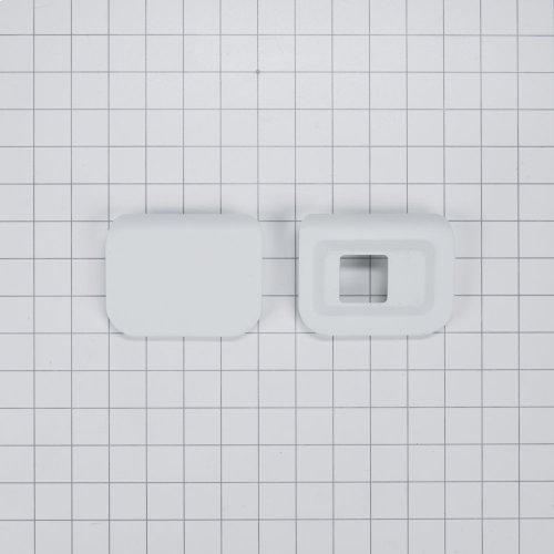 REV KIT-ADVANTAGE MTG DRYER WITH MAGNET- WHITE