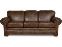 Milly Leather Queen Sleeper