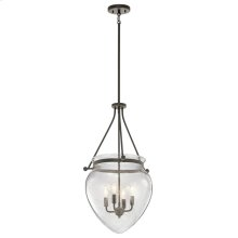 Belle Collection Belle 4 Light Foyer Pendant OZ