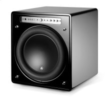 13.5-inch (345 mm) Powered Subwoofer, Black Gloss Finish