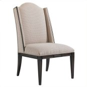 Charleston Regency - Ashley Host Chair In Classic Mahogany