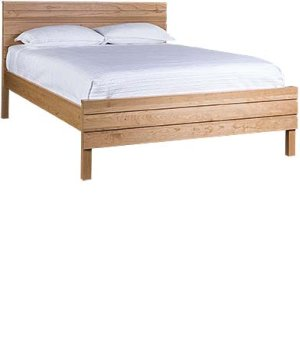 Iona Platform Bed - Double