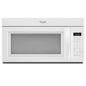 Whirlpool 1.7 Cu. Ft. Over The Range Microwave With Hidden Vent