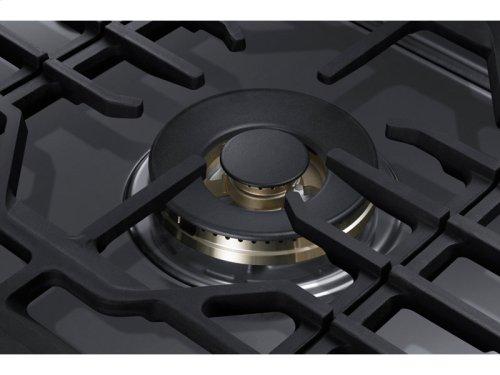 "30"" Gas Cooktop with 22K BTU True Dual Power Burner (2016)"