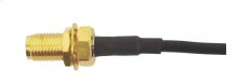 6 ft. RG174 Low-Loss Foam Coax (SMA Male to SMA Female)