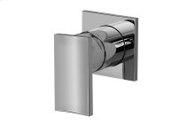 Luna Lavatory Single Handle Set - Wall-Mounted