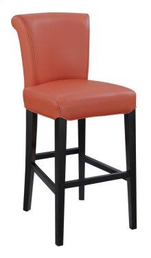 "Emerald Home Briar III 30"" Bar Stool Persimmon Orange D109-30-07"