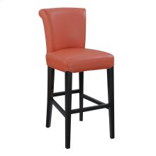 "Emerald Home Briar III 30"" Bar Stool Persimmon Orange D109-30-07"