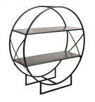 Zayden Round Metal Shelf Product Image