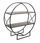 Zayden Round Metal Shelf Product Image