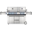 Prestige PRO 825 RSBI Power Side Burner, Infrared Rear & Bottom Burners , Stainless Steel , Natural Gas Product Image
