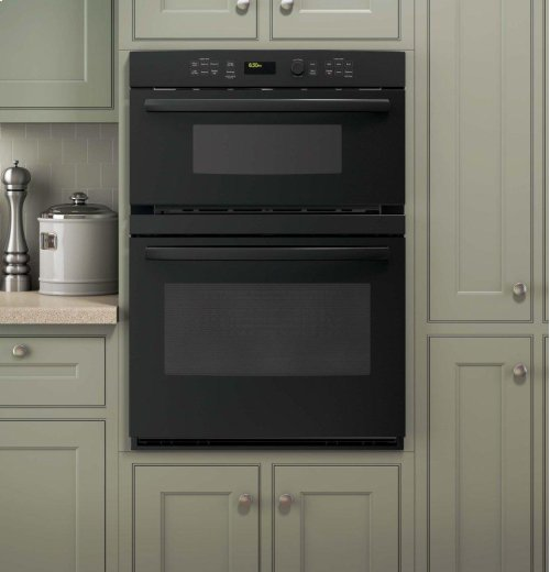 """GE® 30"""" Built-In Combination Microwave/Wall Oven"""