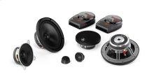 6.5-inch (165 mm) 3-Way Component Speaker System