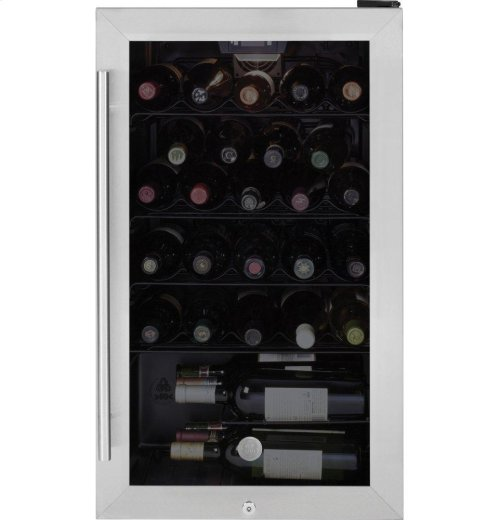 GE® Wine Center-CLOSEOUT