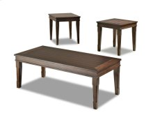 Living Room 3 Table Pack, 2 End,1 Cocktail 203-001 3PAK