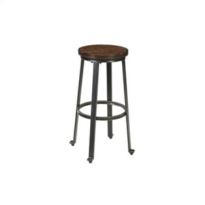 """Tall Stool-30""""-Challiman Rustic Brown"""