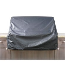 """500 Series Vinyl Cover for 42"""" Built-In Grill"""