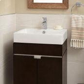 Studio Above Counter Bathroom Sink - White