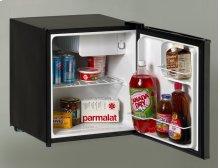 1.7 CF Refrigerator - Black