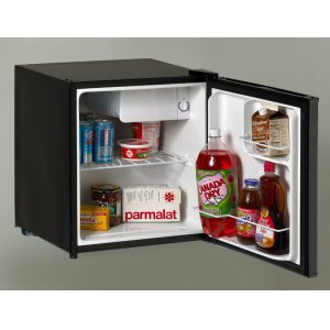 Avanti1.7 CF Refrigerator - Black