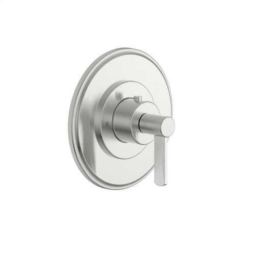 Thermostatic Valve Trim Darby Series 15 Satin Nickel