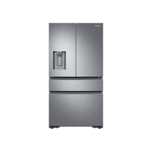 Samsung Appliances4-Door French Door Counter Depth Refrigerator in Stainless Steel