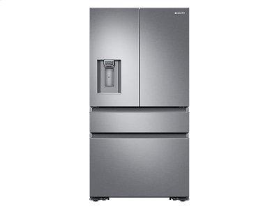 23 cu. ft. Capacity Counter Depth 4-Door French Door Refrigerator Product Image