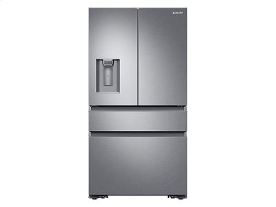 23 cu. ft. Capacity Counter Depth 4-Door French Door Refrigerator Product Image