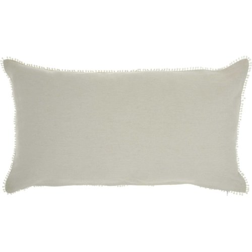 """Plushlines Ch344 Multicolor 12"""" X 22"""" Throw Pillows"""