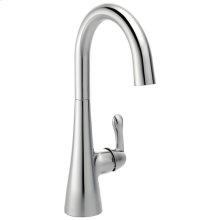 Chrome Single Handle Bar Faucet