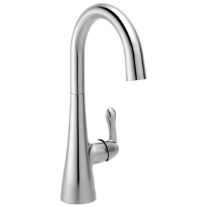 Chrome Single Handle Bar Faucet Product Image