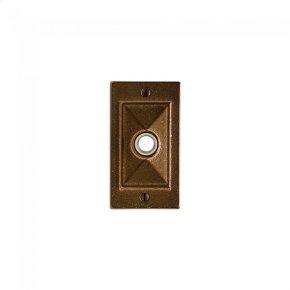 Mack Doorbell Button Silicon Bronze Dark