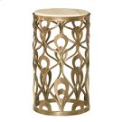 Bob Mackie Round End Table Product Image