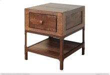 End Table w/1 Drawer