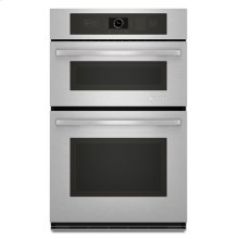 Stainless Steel Jenn-Air® Combination Microwave/Wall Oven with MultiMode® Convection, 27""