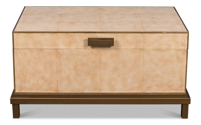 52689 in by Sarreid Ltd in Gypsum, CO - Milton Coffee Table