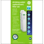 GE Dual Stage Drinking Water Replacement Filters (Lead/cyst/voc)