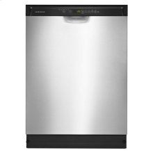 Dishwasher with Stainless Steel Interior - stainless steel