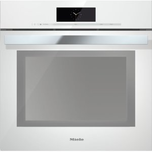 MieleSteam oven with full-fledged oven function and XXL cavity - the Miele all-rounder with water (plumbed) connection for discerning cooks.