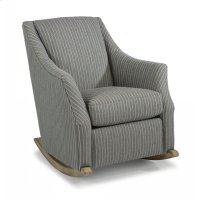 Plymouth Fabric Rocker Product Image