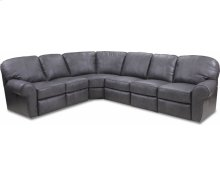 Megan Reclining Sectional