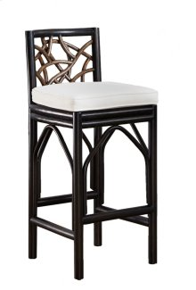Trinidad Barstool w/cushion