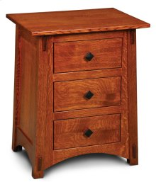 McCoy Nightstand with Drawers