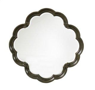 Continental Round Mirror - Vintage Melange