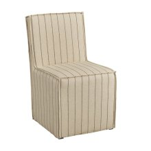 Striped Port Warwick Side Chair