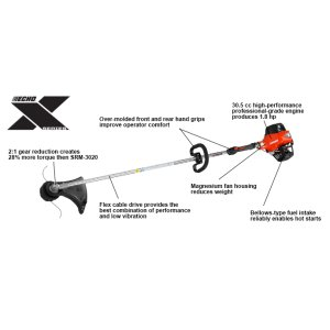 X-Series 30.5 cc high-performance professional-grade